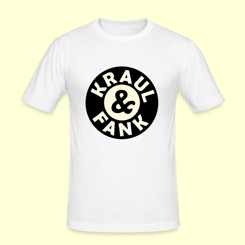 Kraul & Fank - Männer Slim Fit T-Shirt