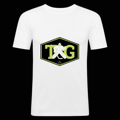 TG by Poch Off - T-shirt près du corps Homme