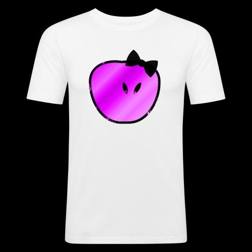 apple lady killer - Männer Slim Fit T-Shirt