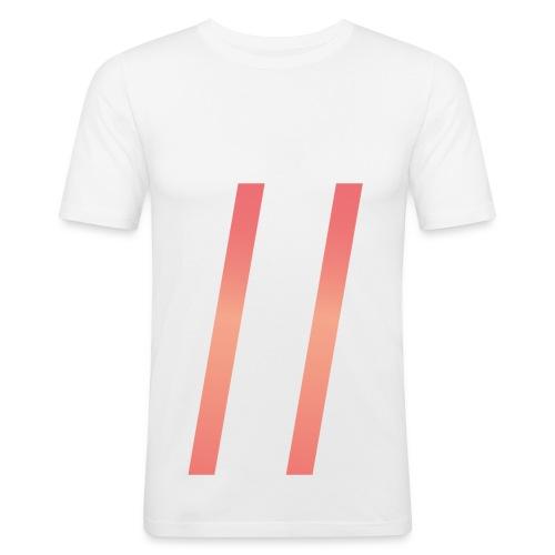 days_liten_uten-png - Slim Fit T-skjorte for menn