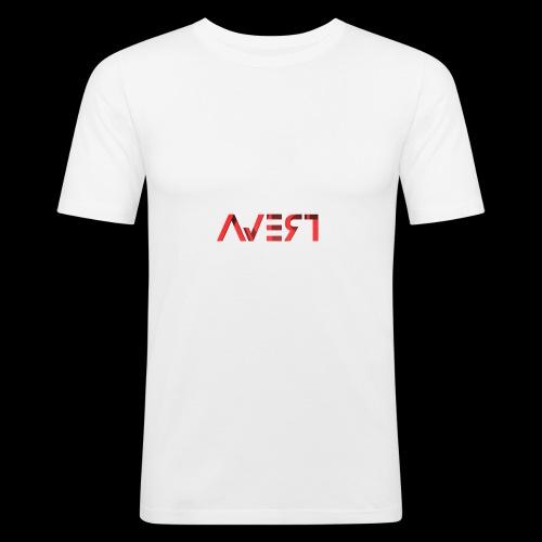 AVERT YOUR EYES - slim fit T-shirt