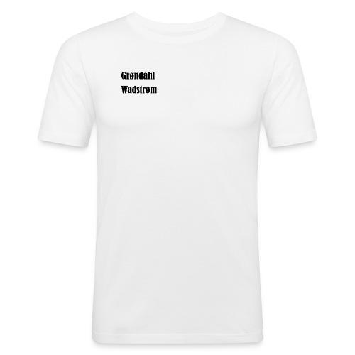 nyt mærke - Herre Slim Fit T-Shirt