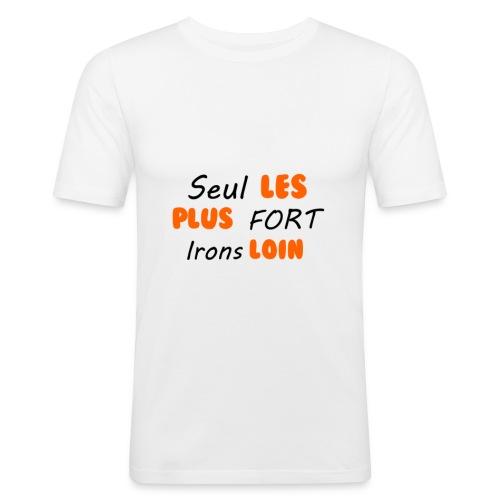 SegnoBoutiqueFr - T-shirt près du corps Homme
