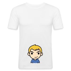 ImageFactory1482878946932 - Männer Slim Fit T-Shirt