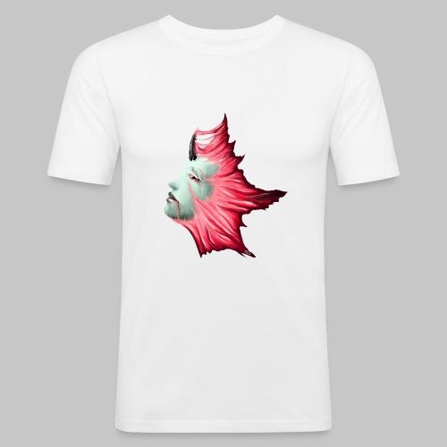 Demon girl birth - Men's Slim Fit T-Shirt