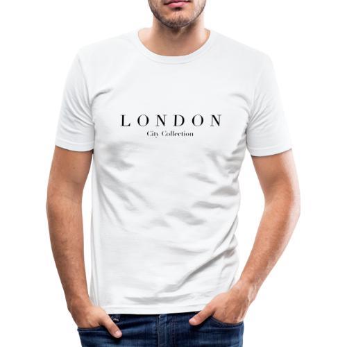 LONDON - T-shirt près du corps Homme