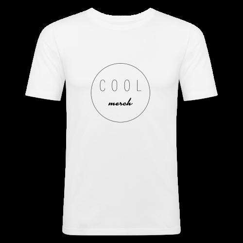 Cool Merch - Slim Fit T-shirt herr