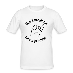 promise - slim fit T-shirt