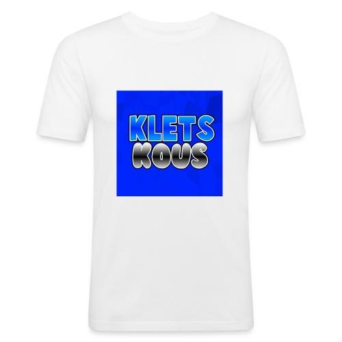 Kletskous Muismat - slim fit T-shirt
