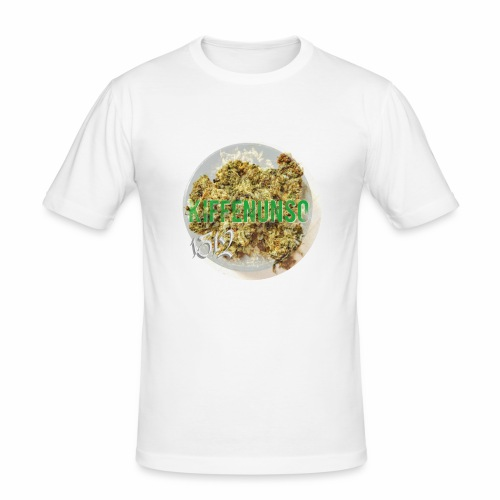 kiffenunso 1312 ! - Männer Slim Fit T-Shirt