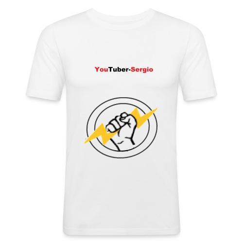 Y.T.S Artikel - Männer Slim Fit T-Shirt