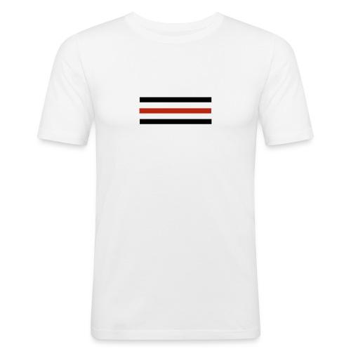 TigerDk - Männer Slim Fit T-Shirt