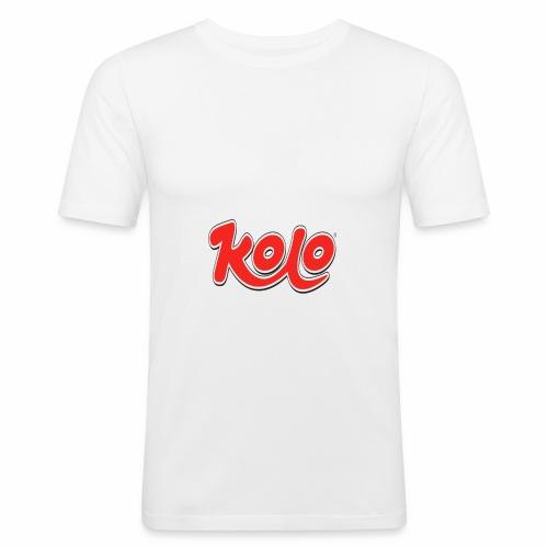 Kolo Kolo - Men's Slim Fit T-Shirt