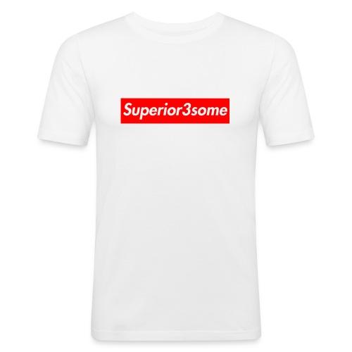 Whats Up B - Men's Slim Fit T-Shirt