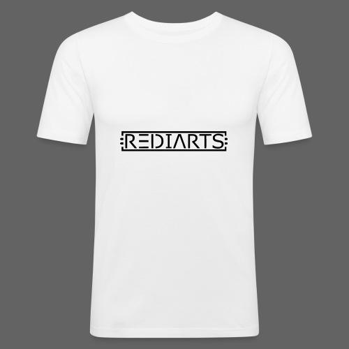 REDIARTS HOODIE BASIC MAN - Männer Slim Fit T-Shirt