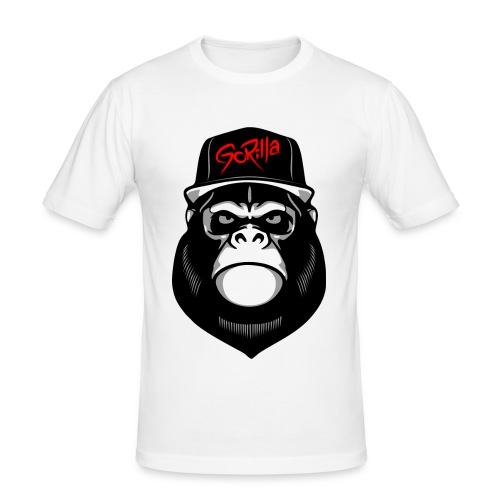 Urban Gorilla - Camiseta ajustada hombre