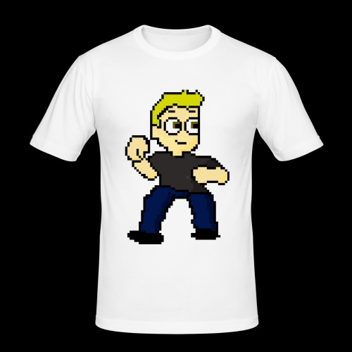 Ededret - Männer Slim Fit T-Shirt