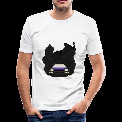 Japanese Drift Machine - Men's Slim Fit T-Shirt
