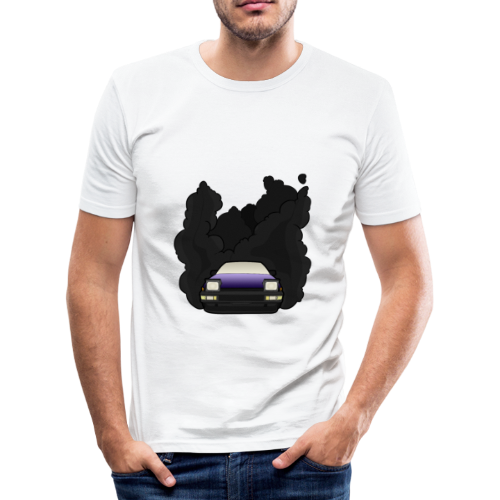Japanese Drift Machine - Men's Slim Fit T-Shirt