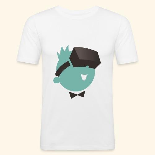 Freddy - Das Virtual Reality Männchen von VR Nerds - Männer Slim Fit T-Shirt