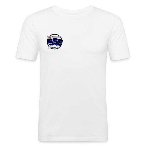 Simson Elite Heeren tshirt - Männer Slim Fit T-Shirt