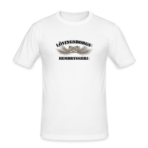 Streetwear - Slim Fit T-shirt herr