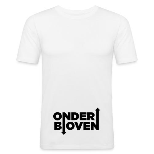 LOGO_ONDERBOVEN - slim fit T-shirt