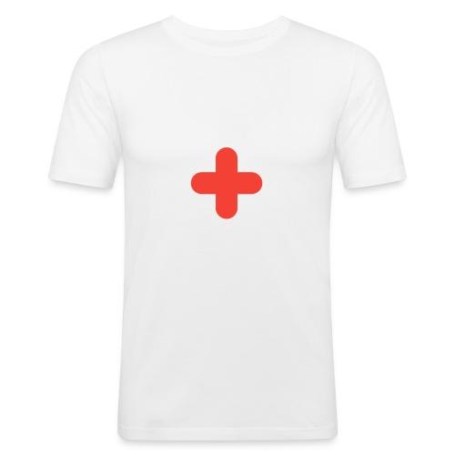 1463822394674 - Slim Fit T-shirt herr