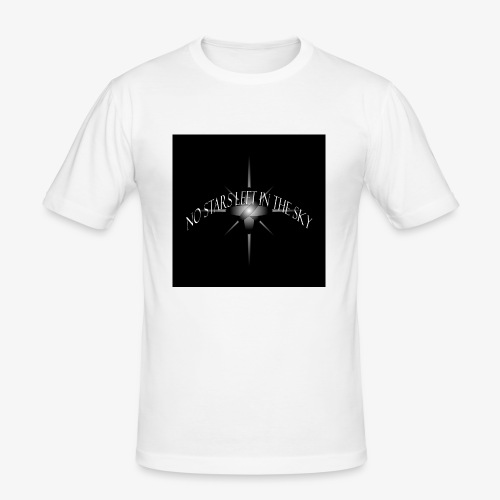 No Stars by Lastik - Männer Slim Fit T-Shirt