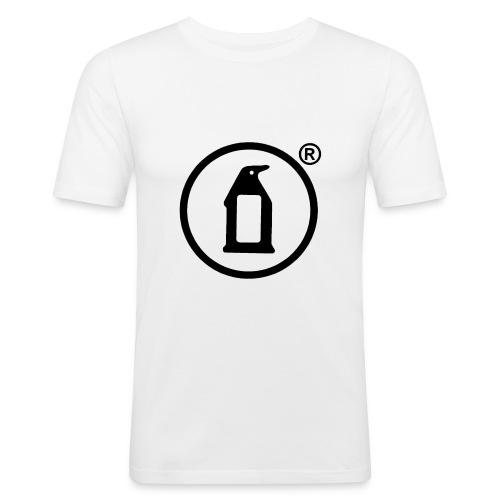 Logone010-jpg - Maglietta aderente da uomo