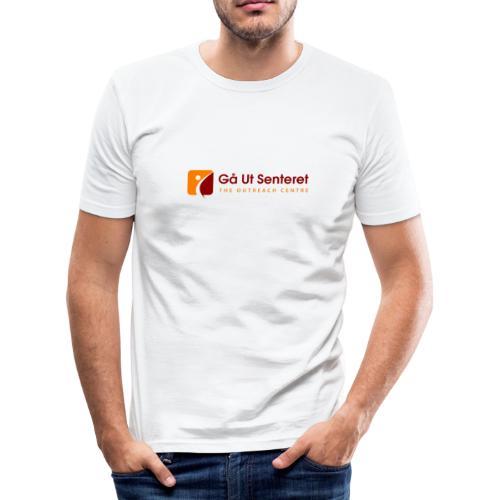 Logo - Slim Fit T-skjorte for menn