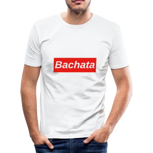 Bachata - Männer Slim Fit T-Shirt