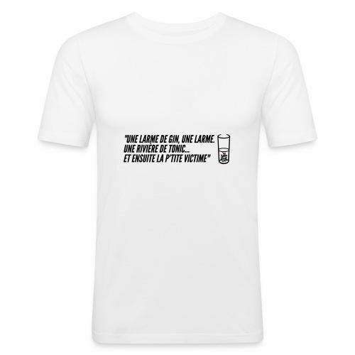 c arrive - T-shirt près du corps Homme