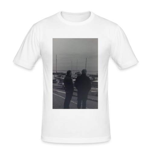 Gewoon een leuk urban shirt - slim fit T-shirt