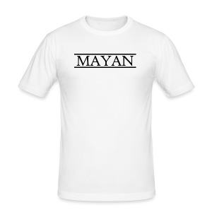 Mayan Logo - slim fit T-shirt