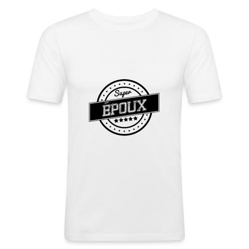 Super époux - T-shirt près du corps Homme