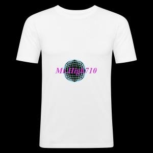 Mr.High710 - Männer Slim Fit T-Shirt