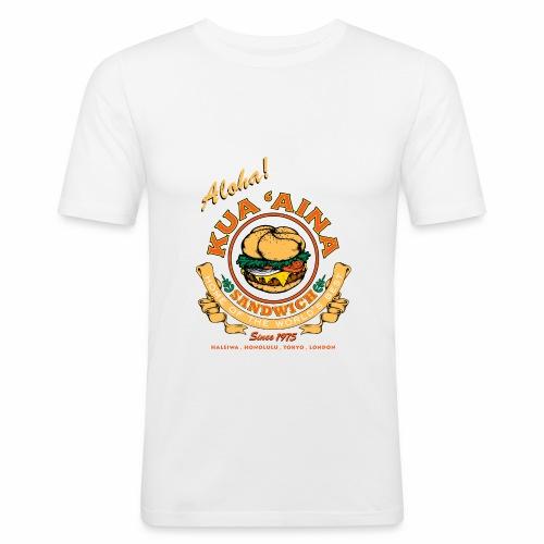 Kua 'Aina Classic - Men's Slim Fit T-Shirt