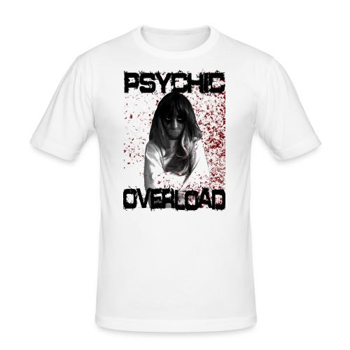 Psychic Overload - slim fit T-shirt
