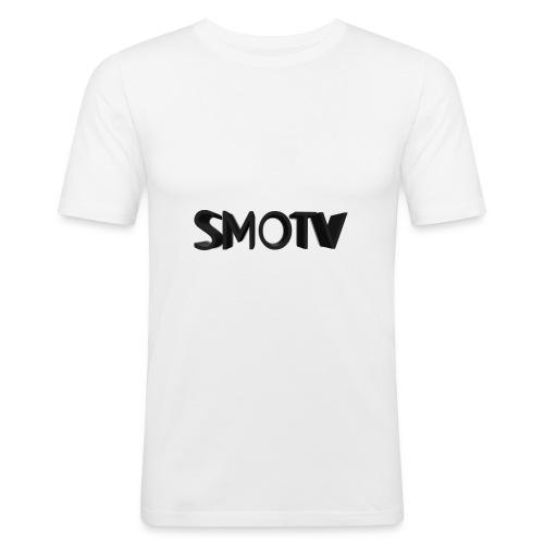 SMOTV - Männer Slim Fit T-Shirt