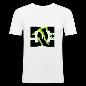 monster energy - Tee shirt près du corps Homme