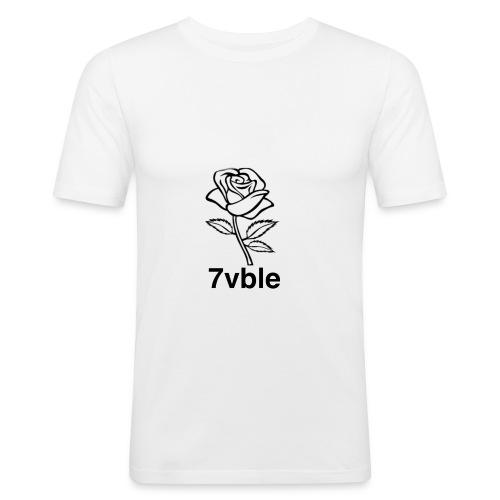 BE999068 69FB 4968 8E47 A4E2423C7539 - Männer Slim Fit T-Shirt