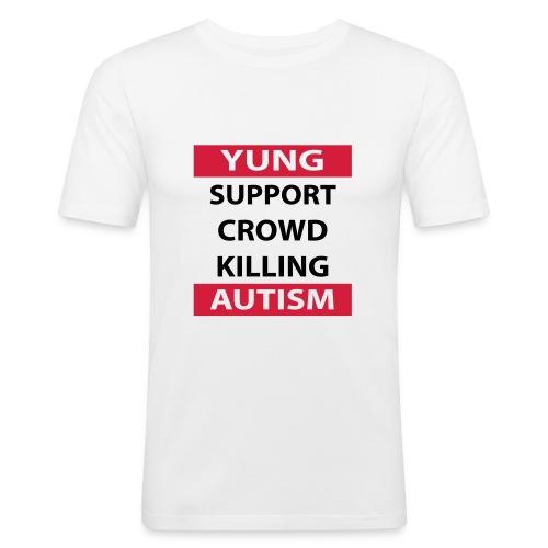 Crowdkill - slim fit T-shirt