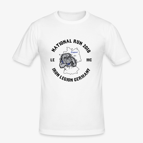 NR 2018 - Männer Slim Fit T-Shirt