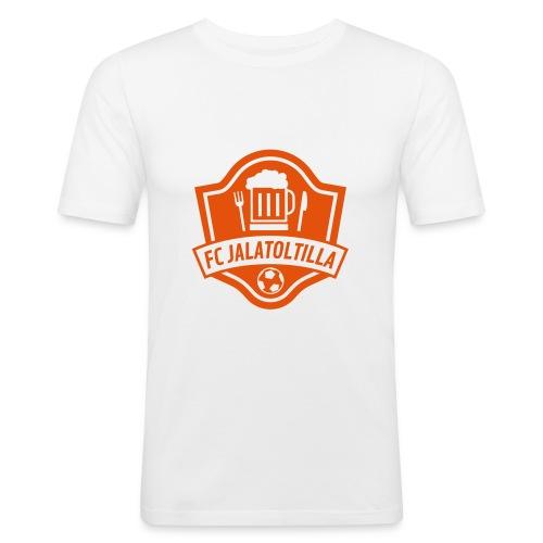LOGO2 - Camiseta ajustada hombre