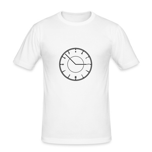 -2FC12CBBEFB5A5FFD1465ACDC6FE724CCEC1574A1DFE68181 - Slim Fit T-shirt herr