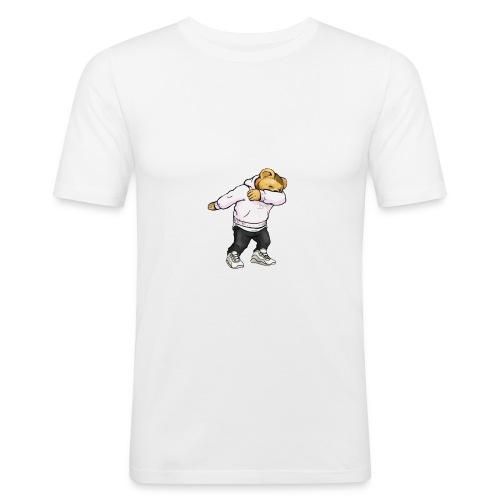 DAB-BRKY - Männer Slim Fit T-Shirt