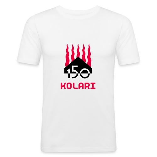 Kolari 150 - Miesten tyköistuva t-paita
