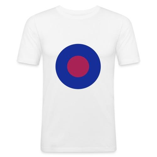 Vektordesign - Männer Slim Fit T-Shirt