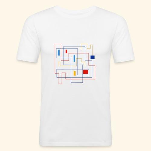 Daedalus Key - Slim Fit T-shirt herr